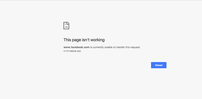 Cư dân mạng làm gì khi Facebook gặp sự cố? ảnh 1