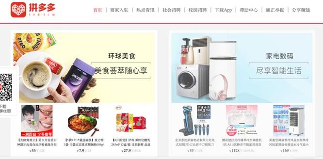 """Website Trung Quốc bán hàng """"lởm"""", sau 3 năm giá trị tăng lên hơn 20 tỷ USD ảnh 1"""