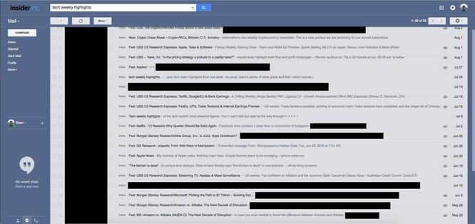 Gmail mới có những tính năng gì đáng để thử? ảnh 1