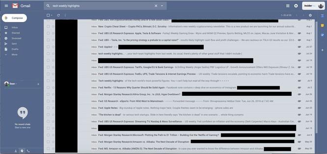 Gmail mới có những tính năng gì đáng để thử? ảnh 2