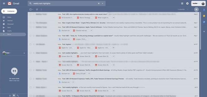 Gmail mới có những tính năng gì đáng để thử? ảnh 3