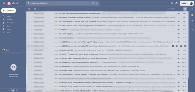 Gmail mới có những tính năng gì đáng để thử? ảnh 4
