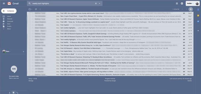 Gmail mới có những tính năng gì đáng để thử? ảnh 5