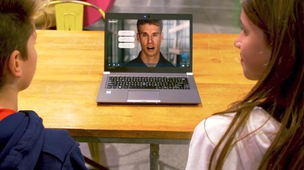 """""""Thầy giáo robot"""" đầu tiên trên thế giới sẽ lên lớp dạy học ở New Zealand ảnh 1"""