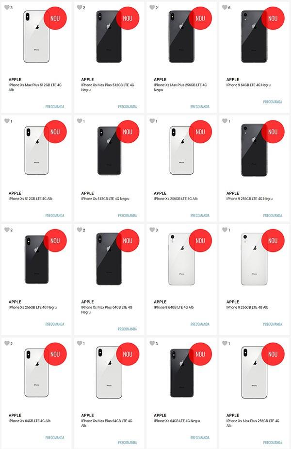 iPhone Xs, iPhone Xs Max và iPhone 9 đã cho đặt trước ảnh 1