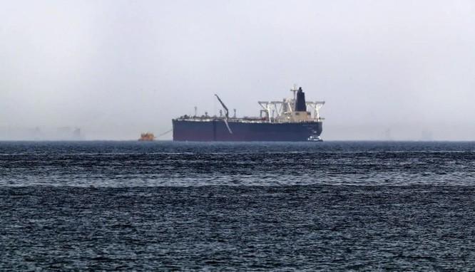 Tàu chở dầu Amjad, 1 trong 2 tàu cảu Arab Saudi bị