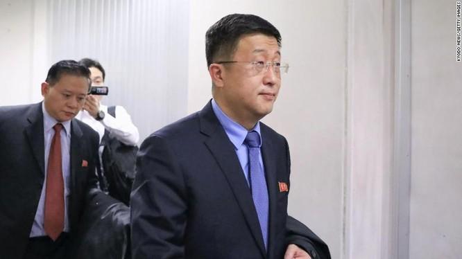 Ông Kim Hyok Chol, cấp phó của ông Kim Yong Chol, hiện vẫn chưa xuất hiện trên truyền thông Triều Tiên (Ảnh: CNN)