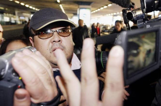 Ông Kim Jong Nam trong bức ảnh chụp ngày 11/2/2007 (Ảnh: AFP)