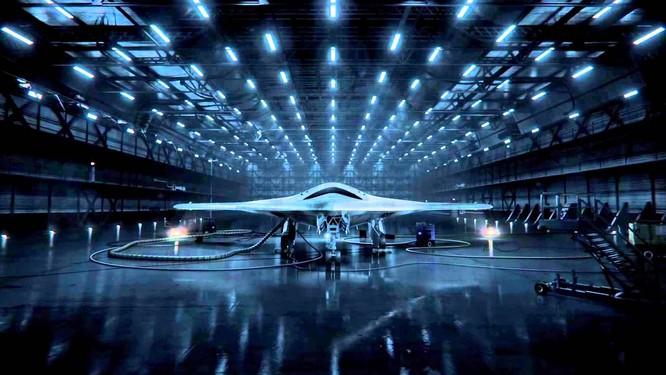 Mẫu phi cơ SuperBowl AD của Northrop vẫn là một ẩn số (Ảnh: Getty)