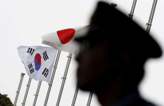 Hàn Quốc tuyên bố hủy thỏa thuận chia sẻ thông tin tình báo với Nhật Bản đặt khối đồng minh mà Mỹ dẫn đầu vào thế khó (Ảnh: Washington Post)