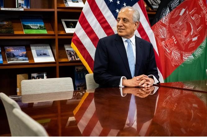 Ông Zalmay Khalilzad, nhà đàm phán hàng đầu của Mỹ, từng tuyên bố thỏa thuận hòa bình đã hoàn tất