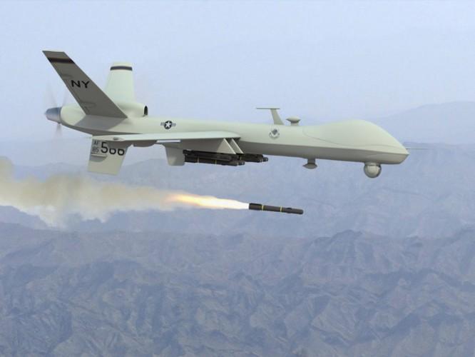 Drone ngày càng sẵn có và là mối đe dọa hiện hữu đối với Arab Saudi (Ảnh: Getty)