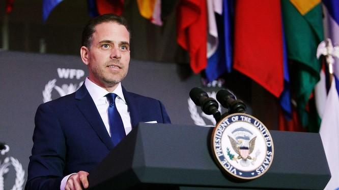 Hunter Biden – con trai của cựu Phó Tổng thống Joe Biden (Ảnh: VanityFair)