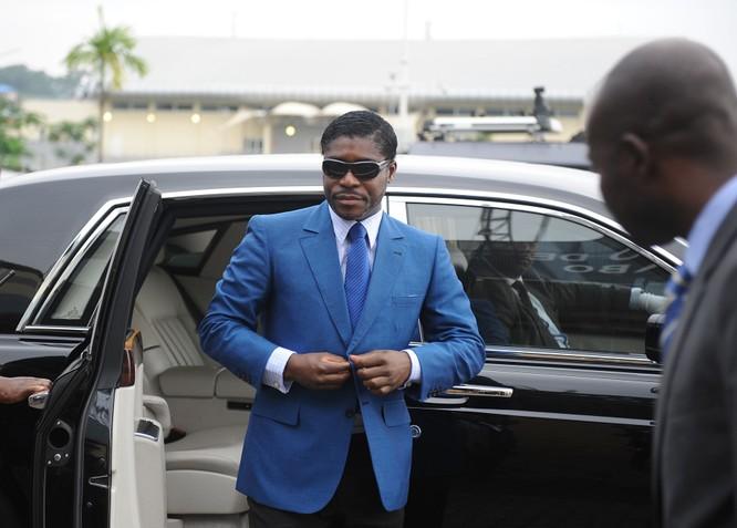 Ông Teodoro Nguema Obiang Mangue từng nhiều lần gặp rắc tối pháp lý do thú chơi ngông (Ảnh: NBC)