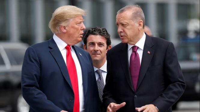 Mỹ và Thổ Nhĩ Kỳ đã hợp tác để thiết lập các