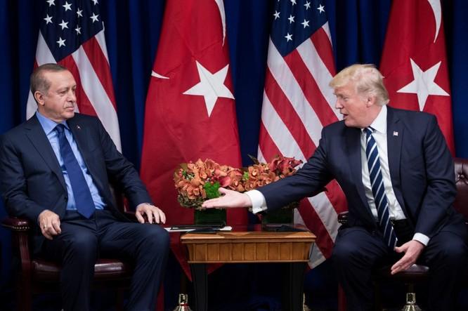 Để tăng vị thế trên toàn cầu, Thổ Nhĩ Kỳ buộc phải tách khỏi Washington (Ảnh: Politico)