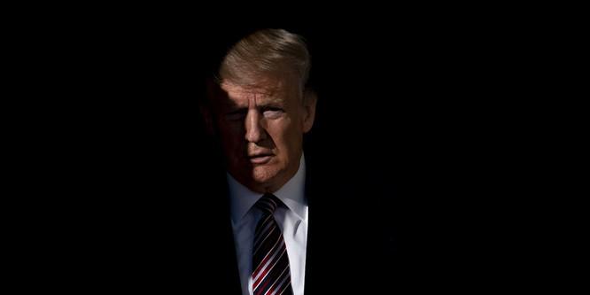 Ông Trump là vị Tổng thống Mỹ đầu tiên kể từ sau Thế chiến II đặt nghi vấn về lợi ích của Mỹ khi tham gia NATO (Ảnh: Getty)