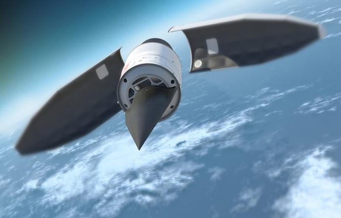 Tên lửa siêu thanh Avangard dự kiến đi vào hoạt động ngay trong tháng này, theo ông Putin (Ảnh: Getty)