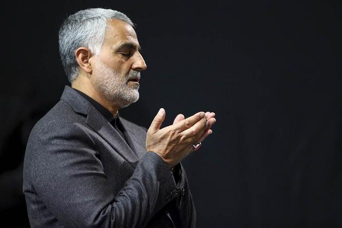 Tướng Soleimani là người có tầm ảnh hưởng lớn ở Iraq và cả Syria (Ảnh: Getty)