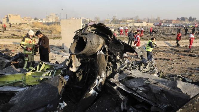Vụ tai nạn hàng không thảm khốc ở Iran: Những diễn biến mới nhất ảnh 2