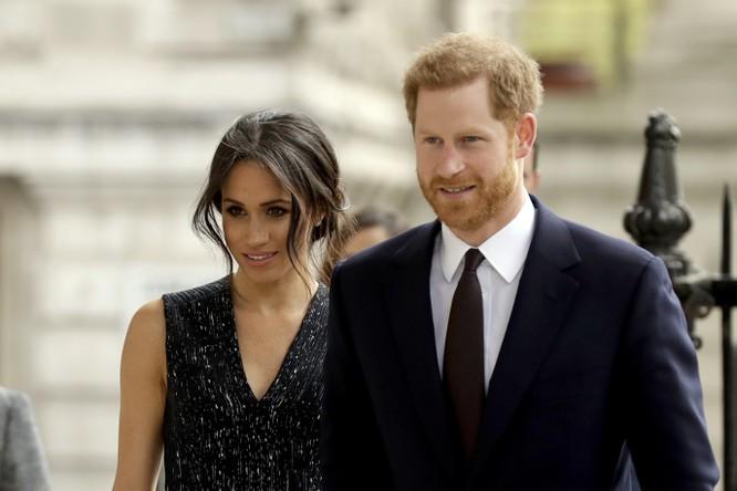 Harry từng nói rằng anh cảm thấy vợ mình bị một số tờ lá cải