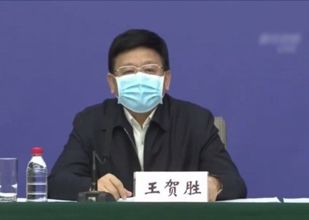 Ông Vương Hạ Thắng, Phó Chủ nhiệm Ủy ban Y tế và Sức khỏe quốc gia Trung Quốc (Ảnh: Đông Phương)