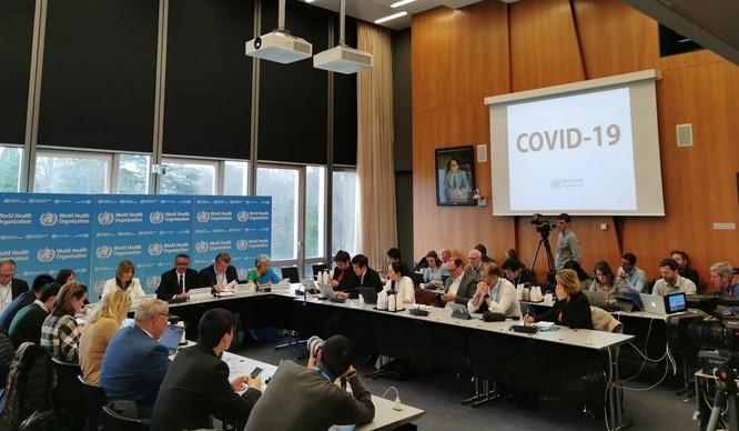 Các nhà khoa học Đài Loan buộc phải tham gia một cuộc họp chống dịch COVID-19 của WHO bằng hình thức trực tuyến (Ảnh: Xinhua)