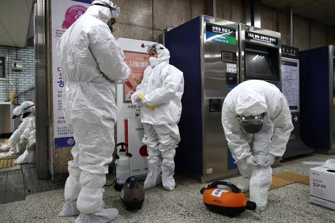 Cập nhật liên tục diễn biến COVID-19 ở Trung Quốc và trên thế giới ngày 22/2/2020: Hàn Quốc thêm 142 ca nhiễm mới chỉ sau một đêm. ảnh 1