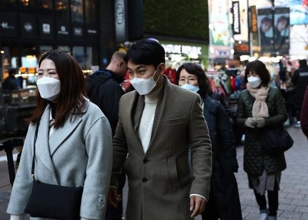 Dịch bệnh đang lây lan mạnh ở Hàn Quốc (Ảnh: AP)