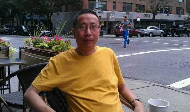 Ông Scott Liu, người đã khởi xướng chiến dịch quyên góp để tiếp tế cho Vũ Hán chống dịch COVID-19 (Ảnh: SCMP)