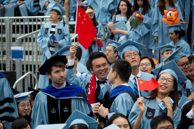 Sinh viên Trung Quốc sẽ bị Mỹ hạn chế thị thực (Ảnh: SCMP)