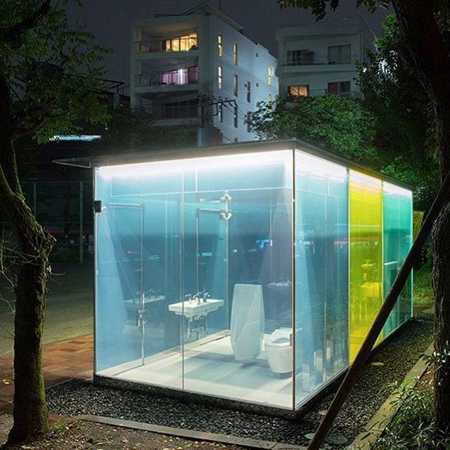 Dự án nhà vệ sinh công cộng Tokyo (Ảnh: OC)
