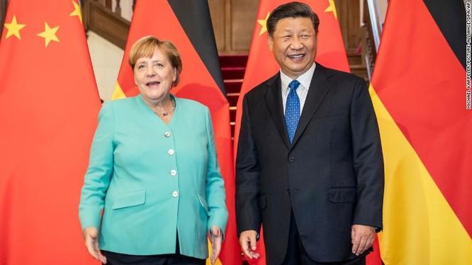 Do đại dịch COVID-19, EU và Trung Quốc đã bỏ lỡ mất một sự kiện quan trọng hồi đầu năm nay (Ảnh: CNN)