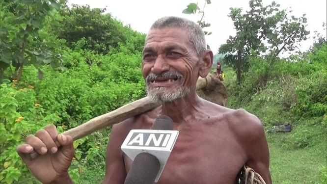 Ông Bhuiyan trả lời phỏng vấn hãng thông tấn ANI (Ảnh: ANI)