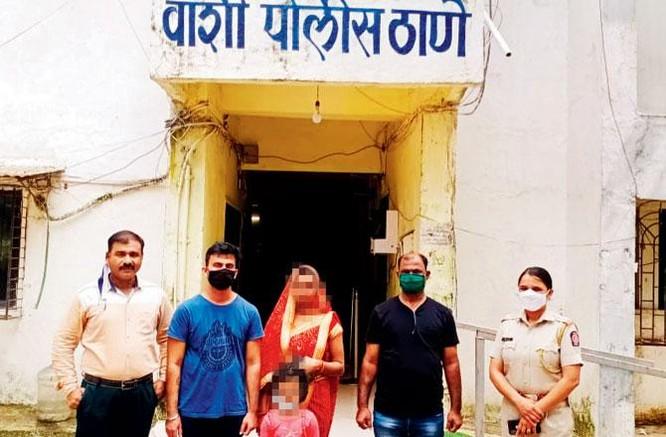 Manish và gia đình mình (Ảnh: OC)