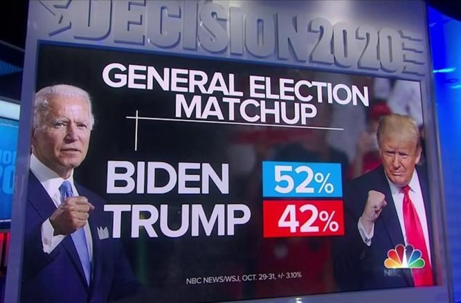 Cuộc đua nước rút trước giờ bầu cử Mỹ ảnh 1