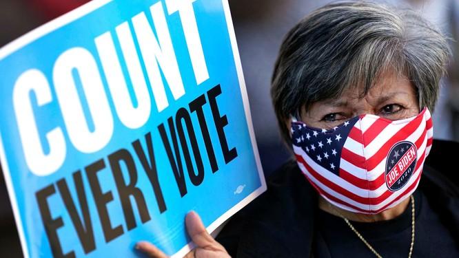 Bầu cử Mỹ 2020: Những điểm không thể bỏ qua trong đêm 3/11 ảnh 1