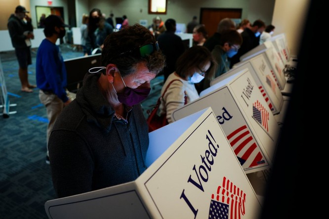 Bầu cử Mỹ 2020: Những điểm không thể bỏ qua trong đêm 3/11 ảnh 2