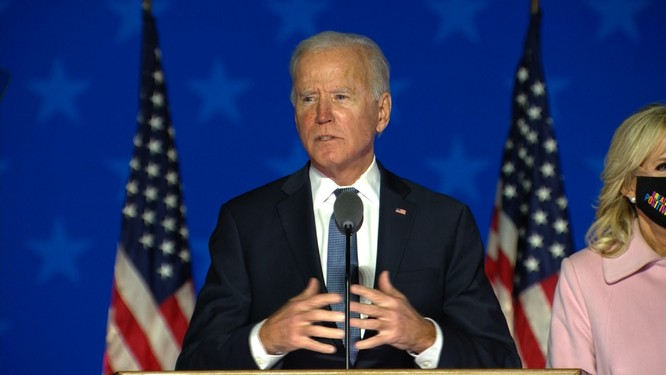 Bầu cử TT Mỹ 2020: Chỉ cần 6 phiếu đại cử tri nữa, ông Biden sẽ là Tổng thống thứ 46 của Mỹ ảnh 13
