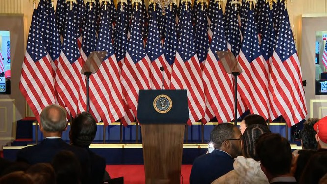 Bầu cử TT Mỹ 2020: Chỉ cần 6 phiếu đại cử tri nữa, ông Biden sẽ là Tổng thống thứ 46 của Mỹ ảnh 16