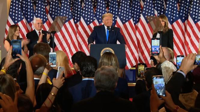 Bầu cử TT Mỹ 2020: Chỉ cần 6 phiếu đại cử tri nữa, ông Biden sẽ là Tổng thống thứ 46 của Mỹ ảnh 18