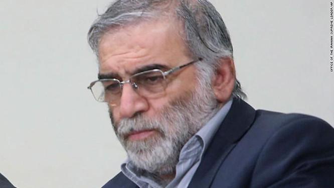 Chuyên gia hạt nhân hàng đầu bị ám sát, Iran tuyên bố báo thù ảnh 1