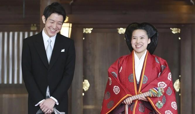 """Công chúa Nhật Bản: Đám cưới cổ tích và nỗi lo """"cơm áo gạo tiền"""" ảnh 3"""