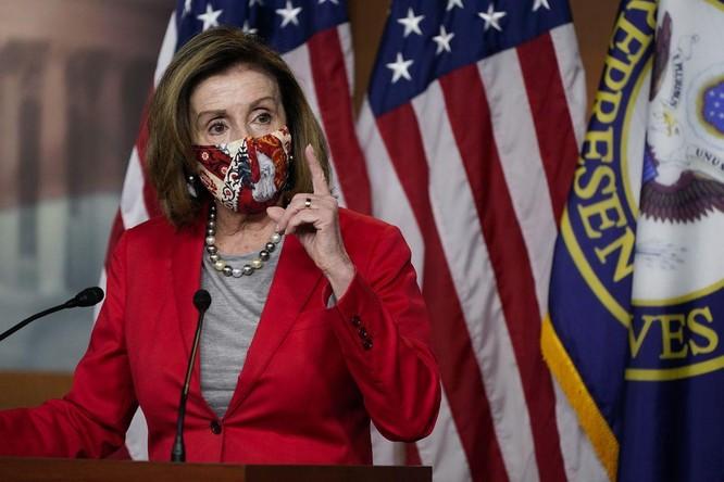Nancy Pelosi: Con đường đến đỉnh cao và thách thức nhiệm kỳ mới ảnh 4