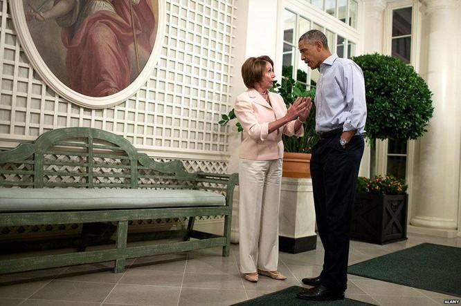 Nancy Pelosi: Con đường đến đỉnh cao và thách thức nhiệm kỳ mới ảnh 2