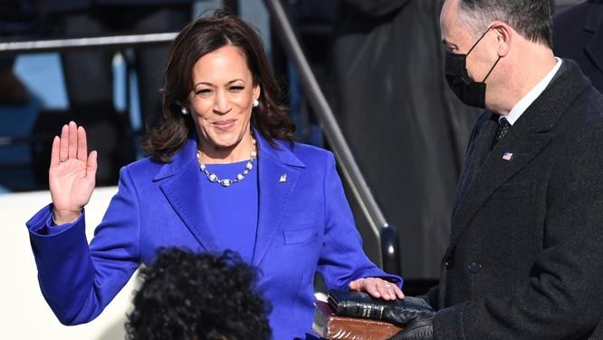 Ông Joe Biden tuyên thệ nhậm chức Tổng thống Mỹ ảnh 4