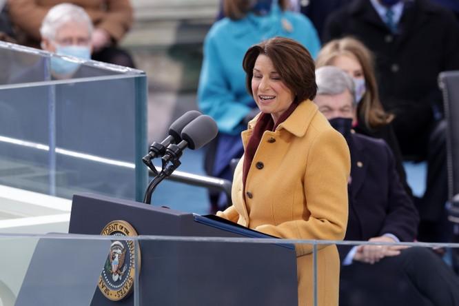 Ông Joe Biden tuyên thệ nhậm chức Tổng thống Mỹ ảnh 3