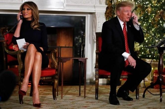 """Những khoảnh khắc hài hước """"bị lãng quên"""" của TT Trump ảnh 6"""