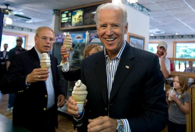 Thư ký Nhà Trắng tiết lộ món khoái khẩu của Tổng thống Biden ảnh 1
