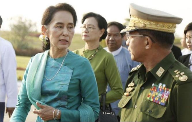 """Những """"dòng tiền"""" bí ẩn đằng sau cuộc đảo chính ở Myanmar ảnh 3"""